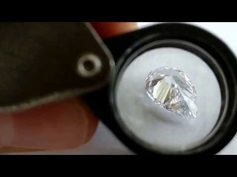 HOW TO CLEAN A DIAMOND in 2 simple steps