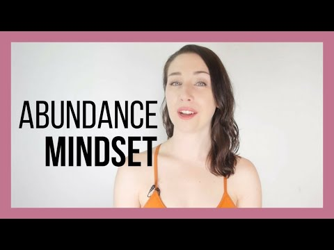 Scarcity to Abundance Mindset - What It Is & How to Make the Shift