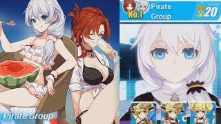 PIRATES WIN! Honkai Impact 3rd - Current State of Events & Content!