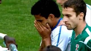 Worst Football (Soccer) Injury Ever - #1
