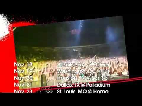 Download David Guetta US TOUR '09 Trailer HQ
