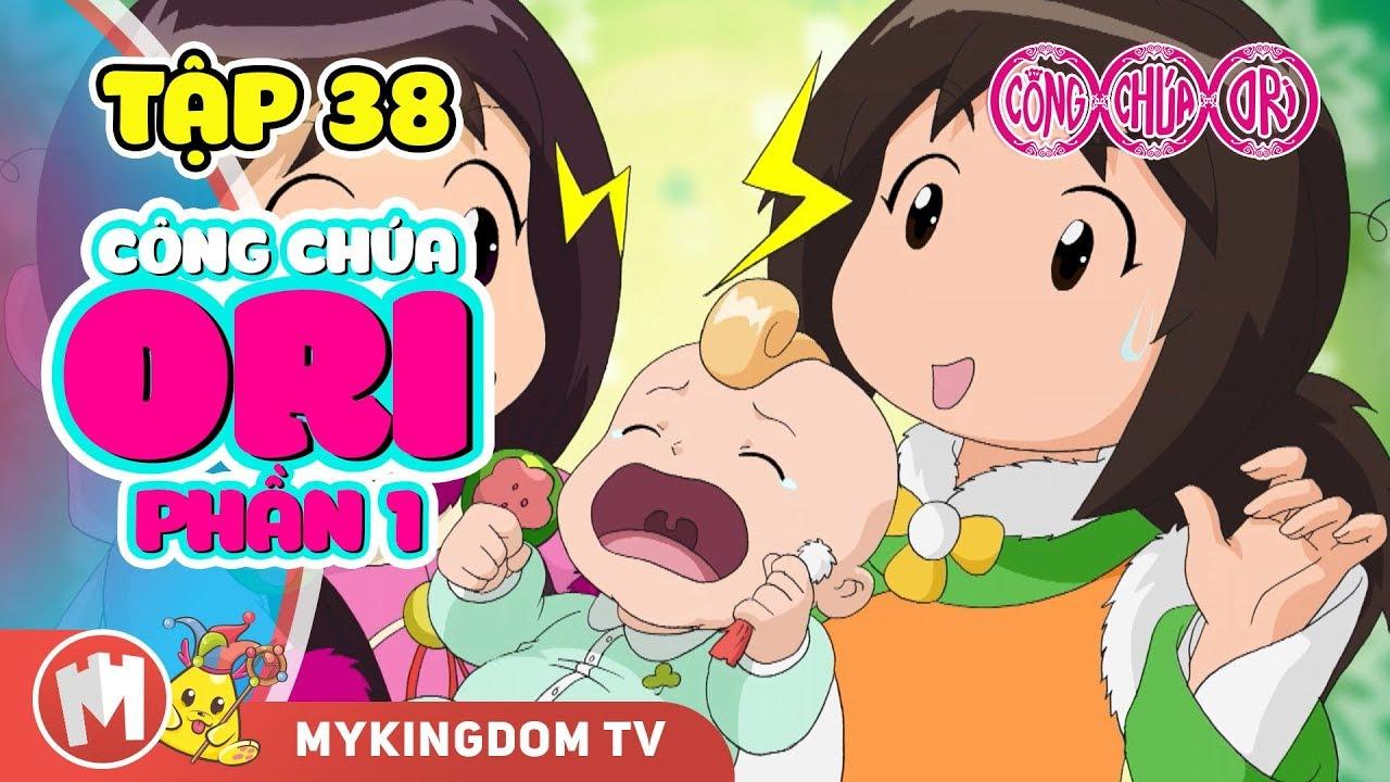 CÔNG CHÚA ORI - Phần 1 | Tập 38: Bé Yêu Của Ori | Phim hoạt hình Ori