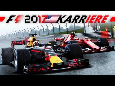 1. WM Matchball! – F1 2017 FERRARI SAISON #17 | Lets Play Formel 1 2017 Gameplay German Deutsch