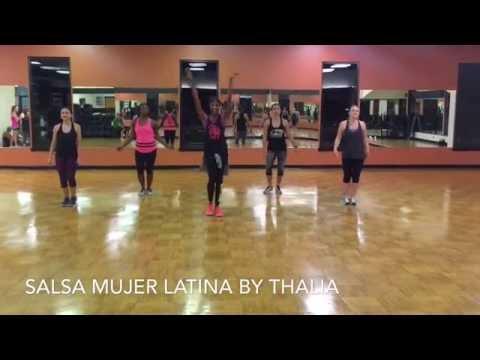 Zumba With MoJo: Salsa Mujer Latina by Thalia