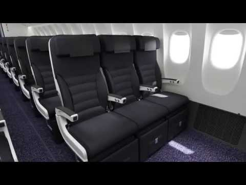 Economy Skycouch™ na Air New Zealand - 777-300 | Kangaroo Tours