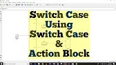 Simulink Tutorial - 15 - Switch Case Using Multiport Switch - YouTube