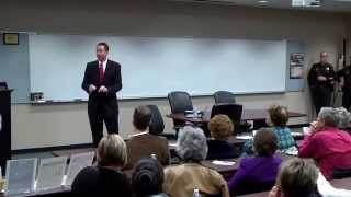 2015 1 15 HNWCC  Justice of the Peace Lincoln Goodwin