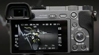 SONY A6000 AF Speed