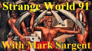 As your world turns...Flat - SW91 - Mark Sargent - Flat Earth ✅