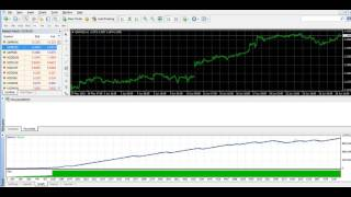 FPoint GBPNZD Forex Robot working with 90% modelling quality!