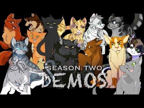 Epic Rap Battles of Warriors DEMOS - Season Two