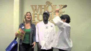Whole Foods Market Darien - Vision Day Talent Show 2012 - D and the Non-GMOs
