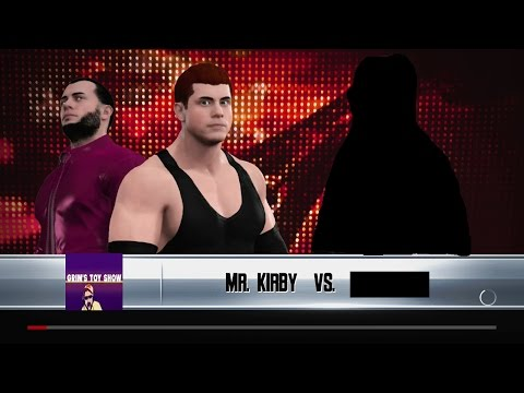 VGW: Mr. Kirby vs. ??? WWE2K17