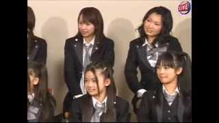 AKB48 2007年4月16日 on air 《チームA》前田敦子、小嶋陽菜、駒谷仁美...