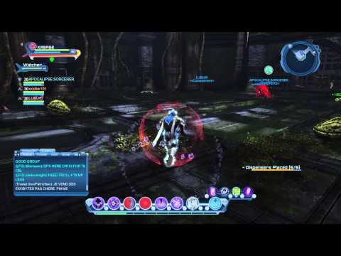 DCUO Spring Event 2014 Swamp Thing