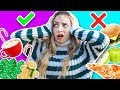 We ate ONLY Christmas Foods for 7 DAYS! |  Would You Try This Challenge?