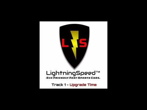 LightningSpeed XTrack Track 1 - Upgrade Time
