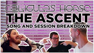 How many vocal tracks? Caligula's Horse deep dive into The Ascent