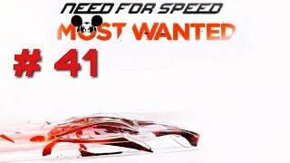 Need for Speed Most Wanted 2012 # 41 Russisch Roulette Let's Play