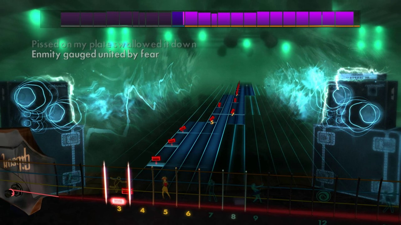 pearl jam rearviewmirror rocksmith 2014 bass youtube. Black Bedroom Furniture Sets. Home Design Ideas