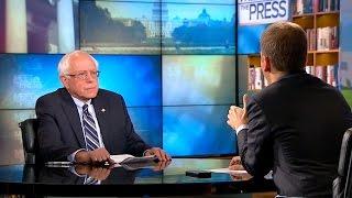 Bernie Sanders Shuts Down Chuck Todd on Meet the Press