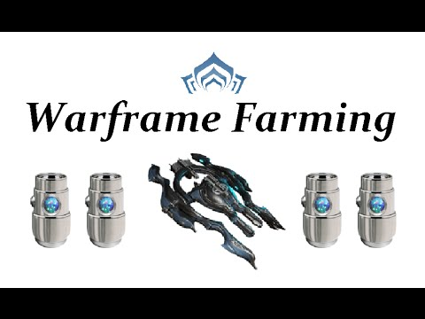 Warframe Farming - Nitain Extract & Xiphos Landing Craft (Pre-Specters Of The Rail)
