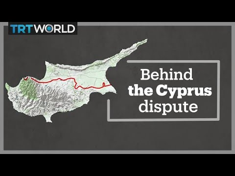 Is the Cyprus dispute about gas?