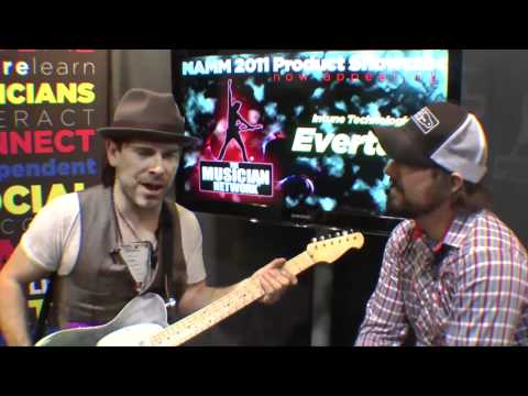 W NAMM 2011: INTUNE TECHNOLOGIES - EVERTUNE