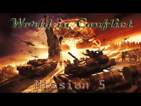 World in Conflict - Mission 5 - Battle for Pine Valley