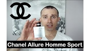 Chanel Allure Homme Sport Cologne Review