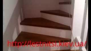 Деревянные лестницы(Деревянные лестницы в Киеве, изготовление, реализация, цены, фото. Комплектующие для деревянных лестниц..., 2015-03-16T06:59:11.000Z)