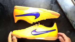 Huge soccer unboxing! Including Tiempo Rio II ic and Roshe Run! - AC1