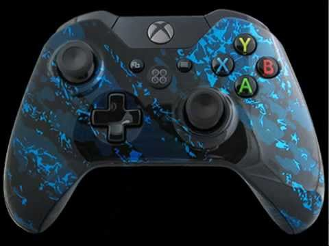XBOX ONE Custom Controllers - (BEST XBOX ONE Controller ...