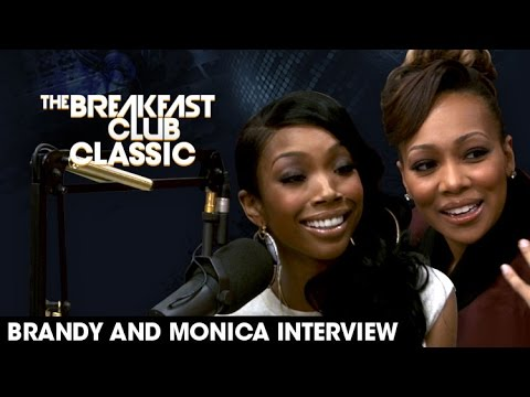 Breakfast Club Classic - Brandy and Monica 2012 Interview