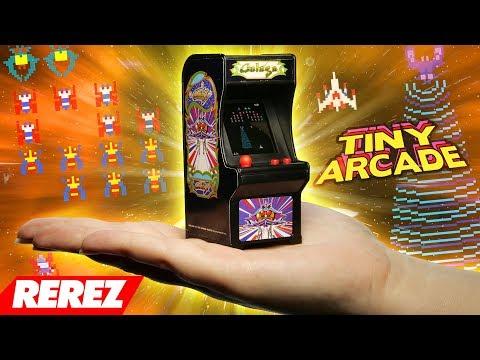 Tiny Arcade Systems! - Rerez