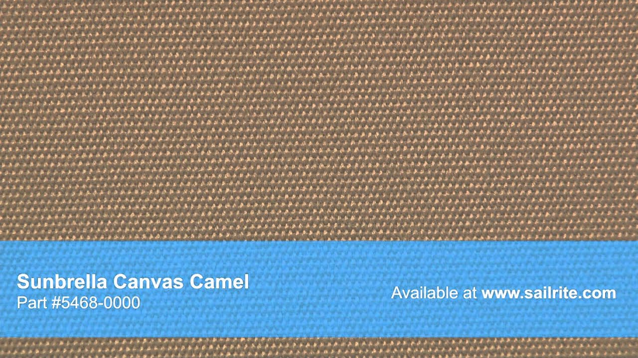 Canvas Camel 5468-0000 Sunbrella® Indoor Outdoor Upholstery Fabric