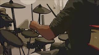 Drum cover-\ The Chainsmokers- don't let me down\ [Malcon drummer]