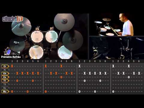 Nothing Else Matters - Metallica (aula de bateria)
