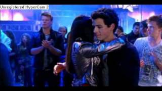 My favorite scene in the  CAMP ROCK 2!