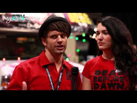 Dead Before Dawn 3D Movie: Interview at Fan Expo 2012
