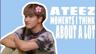 ateez moments i think about a lot