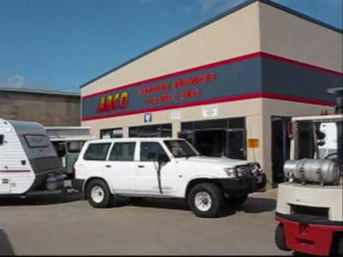 Abco Caravan Sales Repairs Services - Coffs Harbour NSW wmv