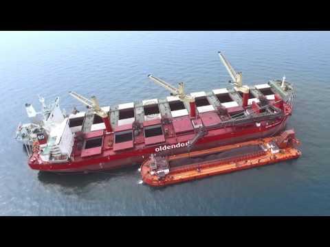 Oldendorff Transshipment - Arabian Gulf