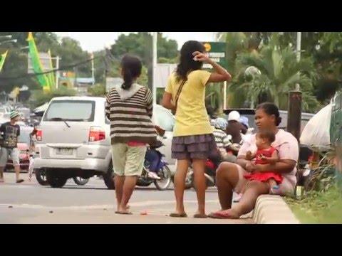 gelandangan anak (vagrant/homeless) free stock shot