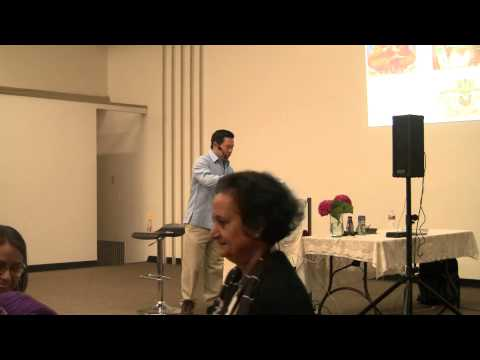 Master Co - Pranic Healing in Saratoga Video 5 of 6