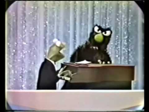 the muppets show at Hollywood Palace (1966)