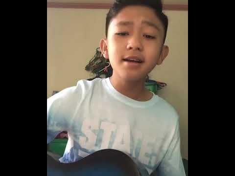 Let me see your smile by kiki cover gitar