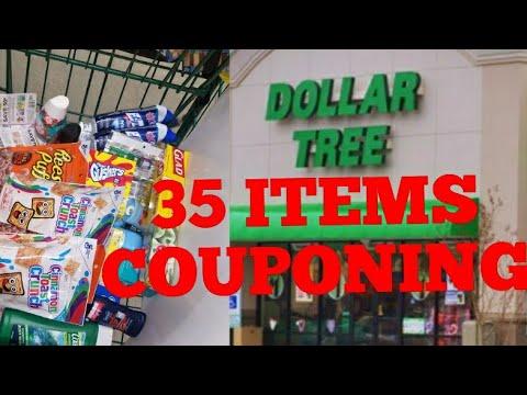 DOLLAR TREE COUPON 35 ITEMS😗😗😙😙😚