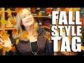 Fall Style Tag | Jill Maurer