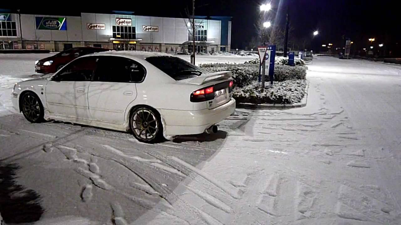 Subaru Legacy B4 Rsk Twin Turbo Youtube